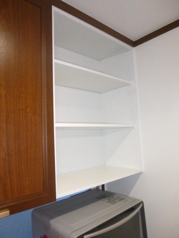 オープン仕様食器棚
