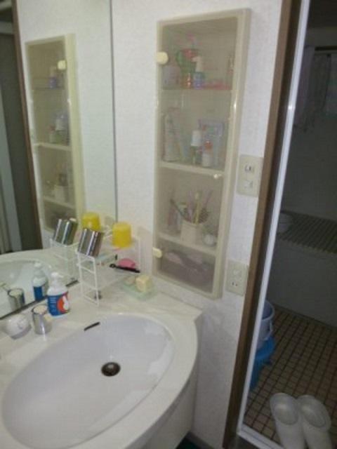 オーダー洗面化粧台