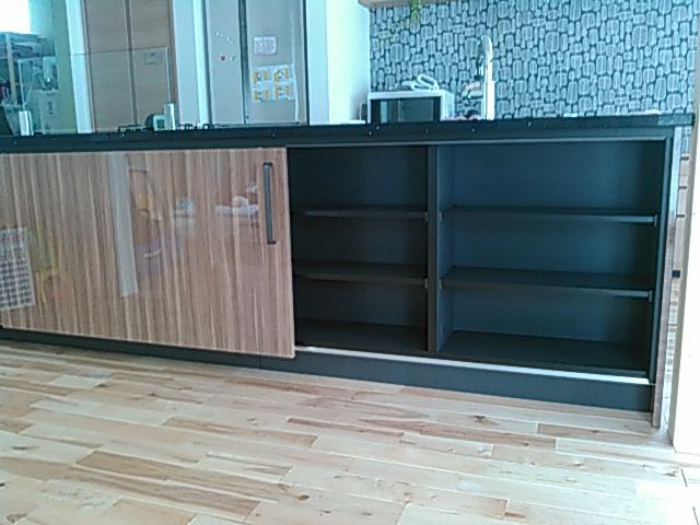 キッチン背面収納