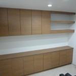 オフィス向けオーダー壁面収納棚