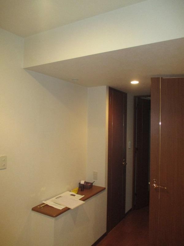玄関収納カウンター