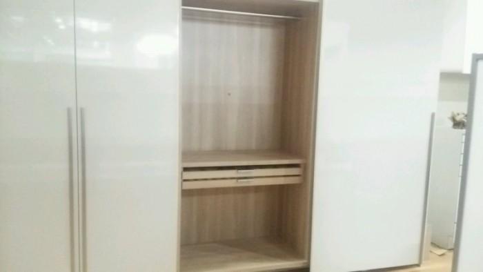 オーダー家具収納内部