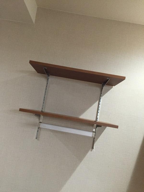 収納金具オーダー棚板