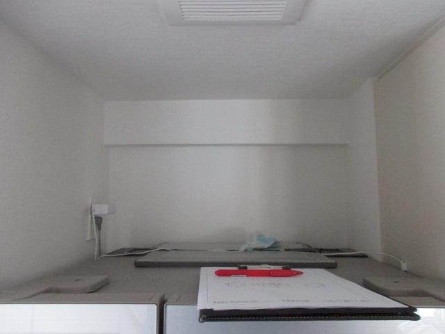 オーダー冷蔵庫上吊戸棚