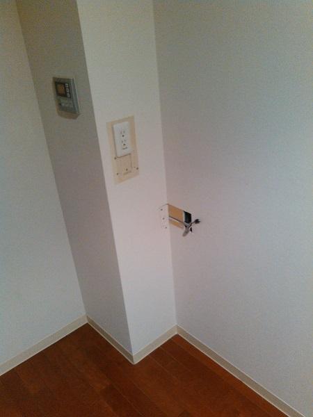 電気配線確保