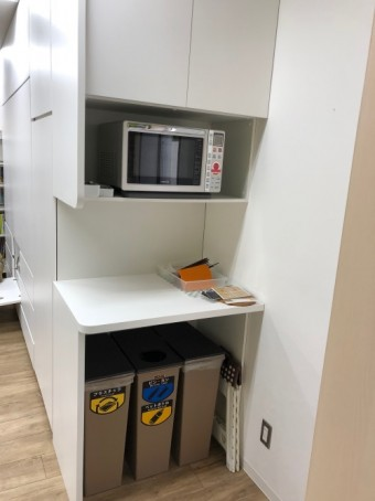 カップボード食器棚