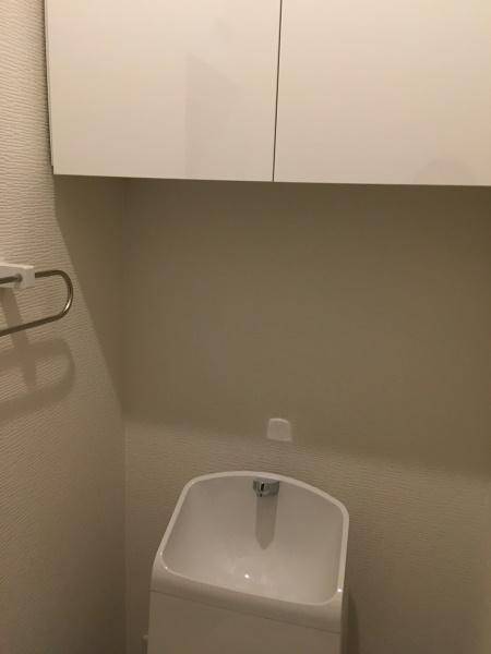 トイレ吊戸