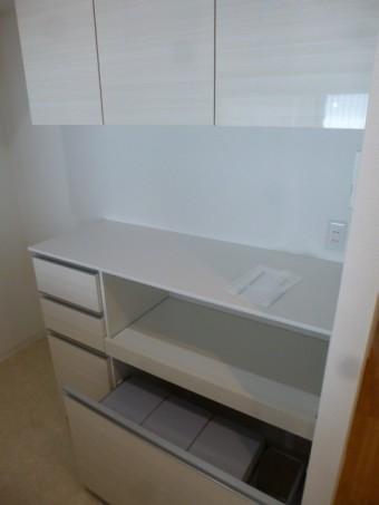 5施工後SK3食器棚