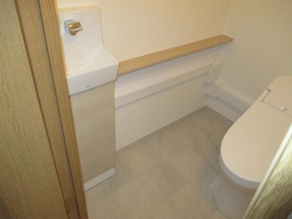 2施工後トイレ2