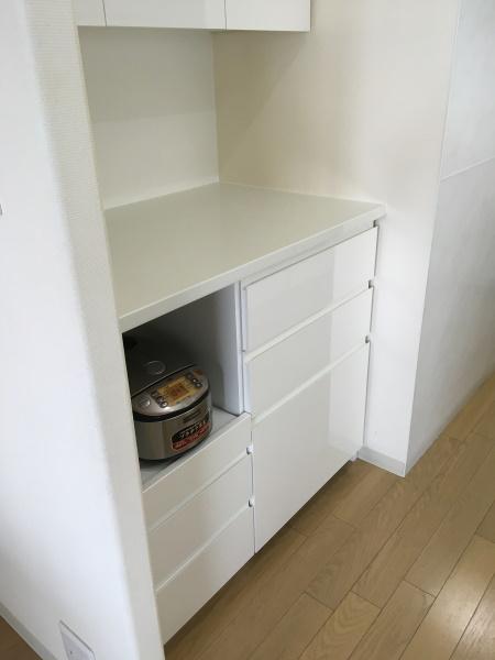 3施工後食器棚2