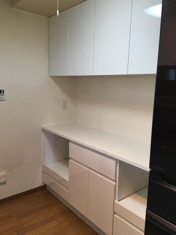 2施工後食器棚3