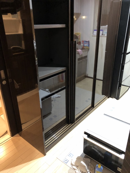 オーダー食器棚
