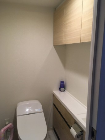 トイレ吊戸オーダー