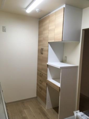 4施工後SK3食器棚