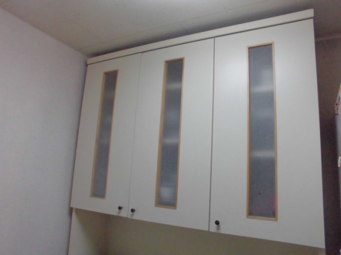1施工前食器棚2