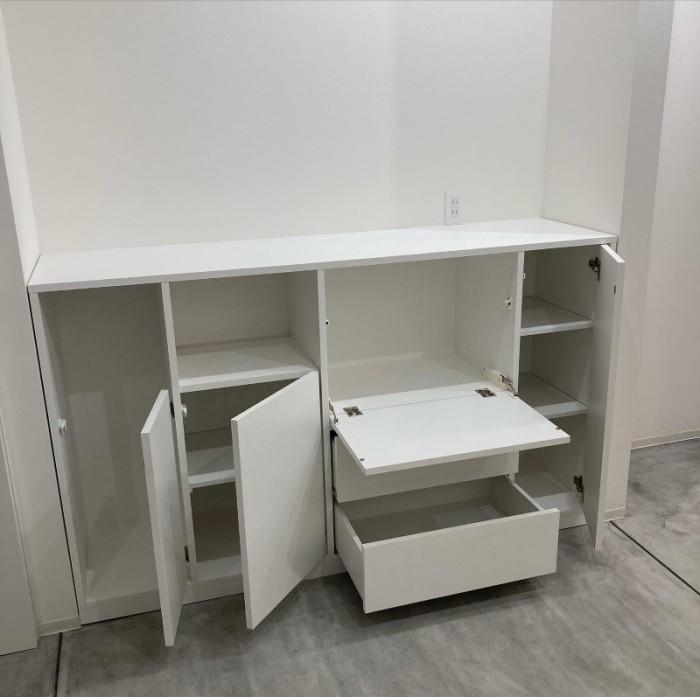 美容室オーダー家具