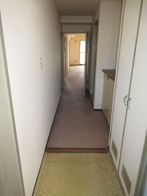 1施工前玄関