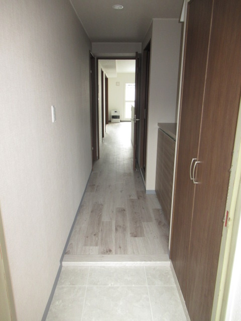 3施工後玄関