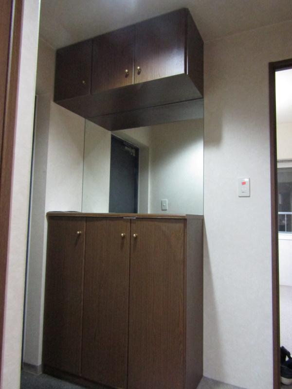 1施工前玄関2