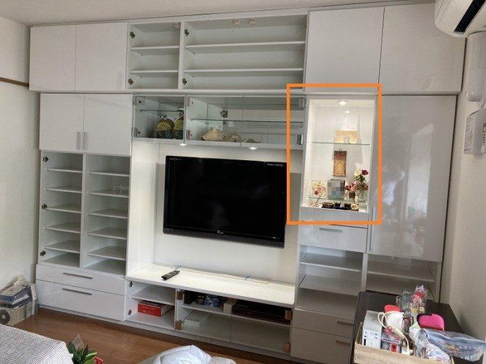 7施工後TVボード7-2